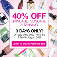 Vegan Priceline Sale List: Skincare, Suncare & Tanning